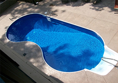 In-Ground Kidney Pool