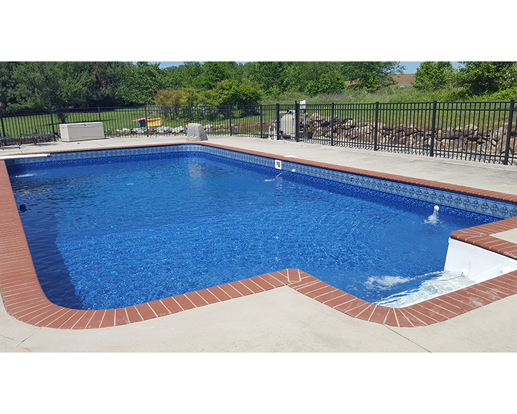McDowell In-Ground Pool Liner