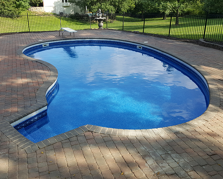 Leslie In-Ground Pool Liner