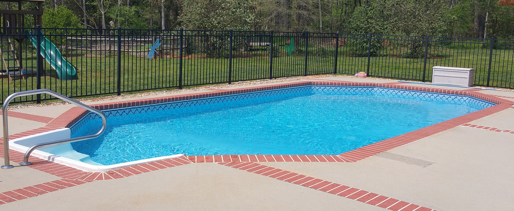 McEwen Industries Hottest New Swimming Pool InGround Vinyl Liner Pattern  Pence